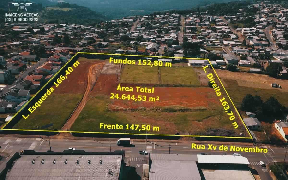 TERRENO COMERCIAL GPVA 24.644 M2